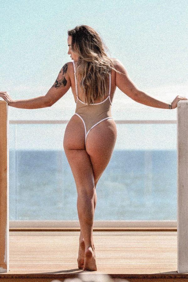 这些臀部:腰围比例是有千言万致的